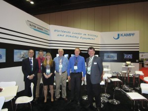 KAMPF team at ICE USA Orlando