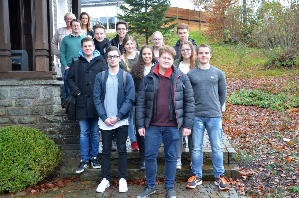 Die Assessment Center-Training Absolventen 2016